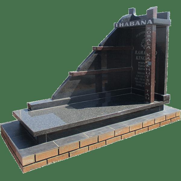 Cornerstone- tombstone - House of Granite