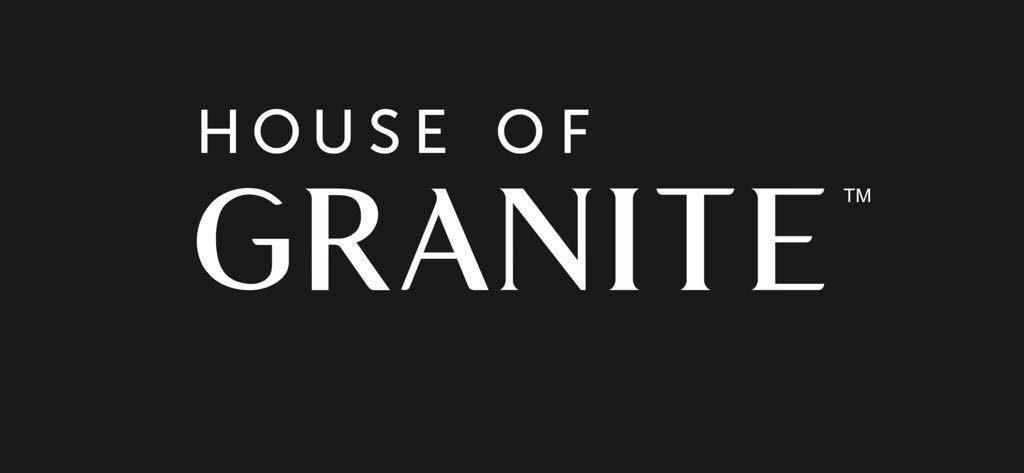 House of Granite - Logo on black