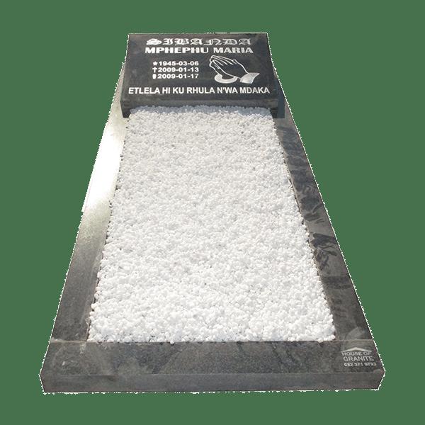 HOG18- tombstone - House of Granite