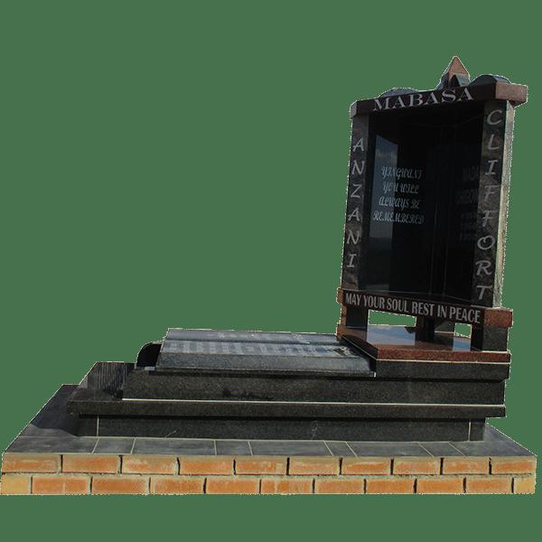 HOG220- tombstone - House of Granite