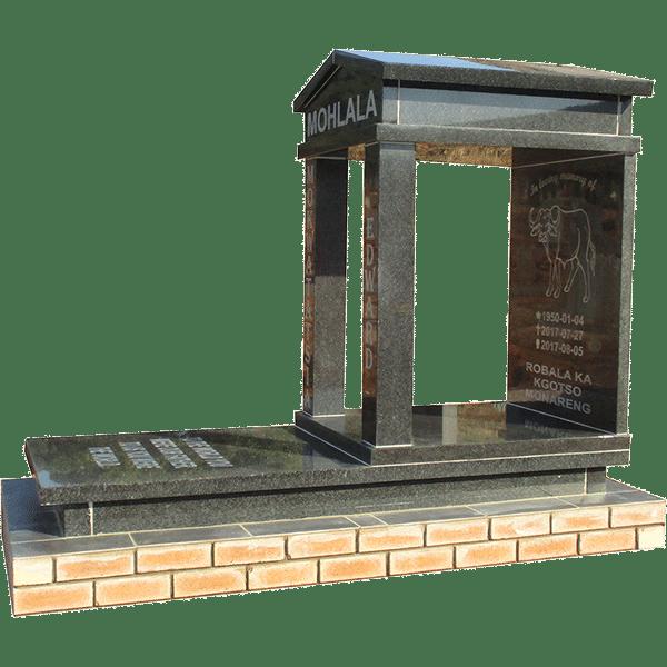 HOG23- tombstone - House of Granite