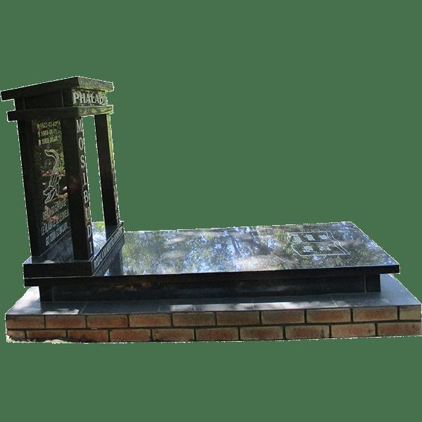 HOG24 - tombstone - House of Granite