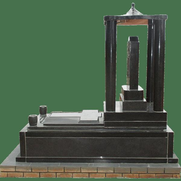 HOG300- tombstone - House of Granite