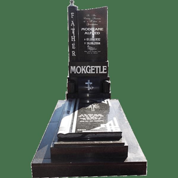 HOG320- tombstone - House of Granite