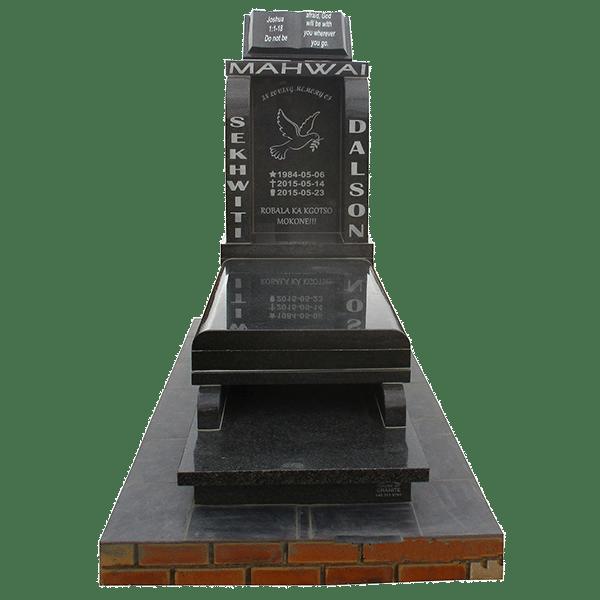 HOG99- normal - tombstone - House of Granite