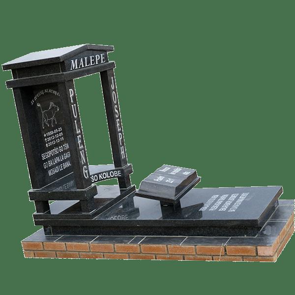 hog120- tombstone - House of Granite