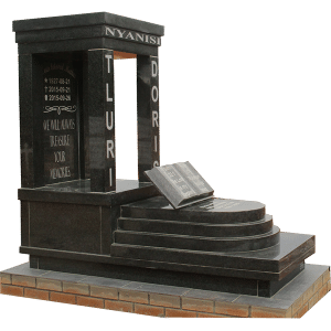 hog200- tombstone - House of Granite