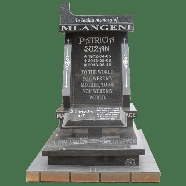 hog270- tombstone - House of Granite
