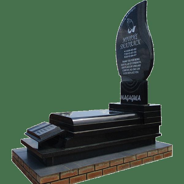 hog450- tombstone - House of Granite